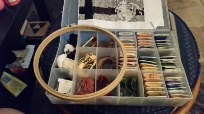 The basic travelling box