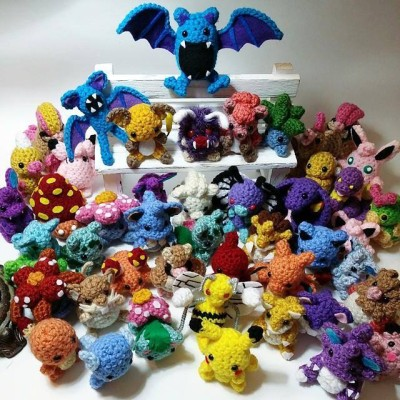 AnyaZoePokemonCollection