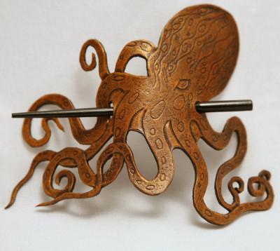 OctopusBarrette
