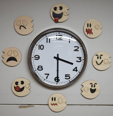 Oh, boo, is it time for a new clock?