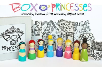 Super cute! But I think I'd include a certain firey haired Scottish princess, too.