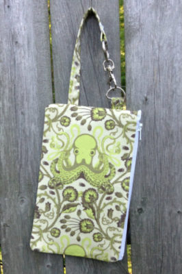 Perfect for all of your storage needs, complete with tentacles!