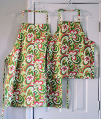 Again, the fabric possibilities are endless!