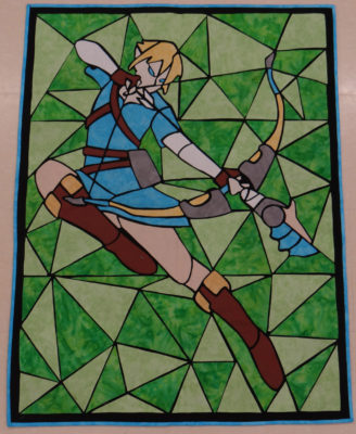 link-stained-glass